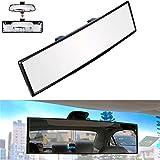 honda brio - CHAMPLED New flat Broadway 270mm Screen Stick Flat Interior Clip On Car Truck Rear View Mirror Universal For HONDA INFINITI KIA HYNDAI DACIA DAEWOO