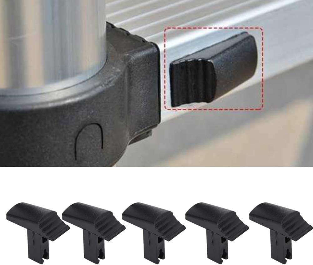 Gojiny Commutateur D/échelle 5 Pcs T/élescopique /Échelle Commutateur Ascenseur /Échelle Universel Interrupteur Remplacement Accessoires