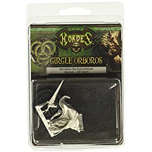 Privateer Press – Hordes – Circle Orboros: Morvahna The Autumnblade Model Kit