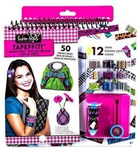 Fashion Angels Tapeffiti Design Guide By Fashion Angels Tape Amazon Canada