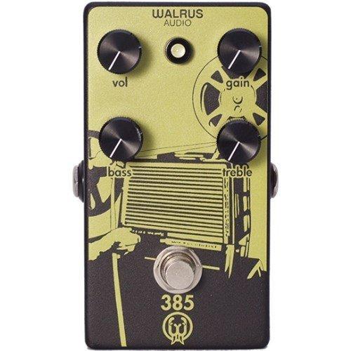 【お気に入り】 Walrus Audio 385 Overdrive Effects Pedal [並行輸入品] Effects Pedal B076YYHGMD B076YYHGMD, 名作:e92ae918 --- a0267596.xsph.ru