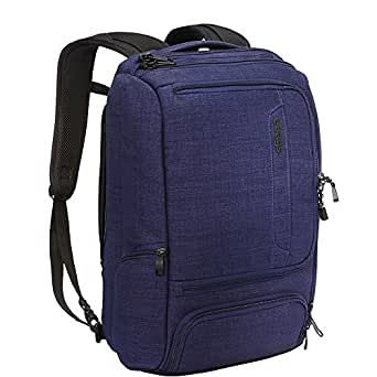 eBags Professional Slim Laptop Backpack (Brushed Indigo)