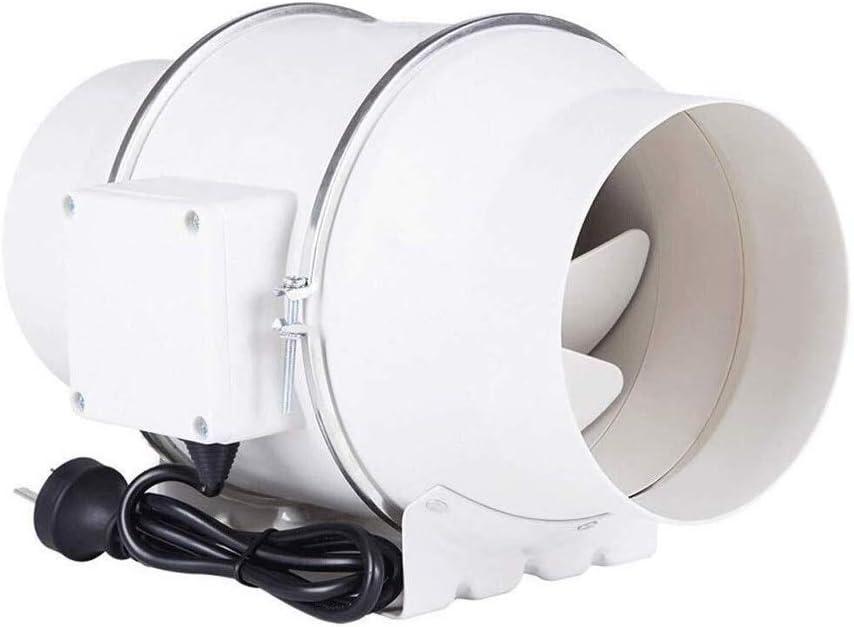 Extractor, Conducto Redondo Ventilador De Escape 150 Potente Ventilador Silencioso Baño/Cocina ZHAOSHUNLI 1206: Amazon.es: Hogar