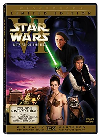 Star wars. VI, Return of the Jedi Cover