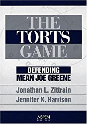 The Torts Game: Defending Mean Joe Greene