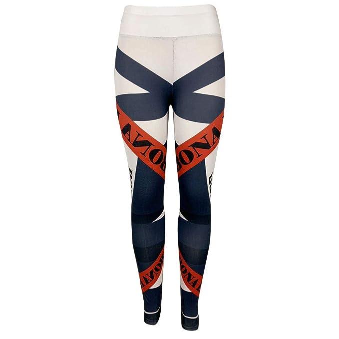 Ropa de Yoga Mujeres Set Deportes Sujetador Pantalones ...