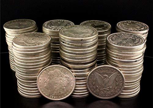 Silver Dollar USA Old Original Pre 1921 Morgan ()