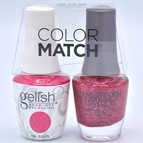 gelish nail polish high voltage - 3