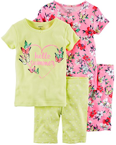 Summer Four (Carter's Girls' Four-Piece