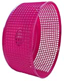 Sugar Glider Wheel, 12 inch Freedom Stealth Wheel; Pink with Cage Side Mount