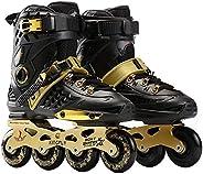 Inline Skates Men - Roller Skates Speed Skating Shoes Adult Professional High-end Carbon Fiber Roller Blades