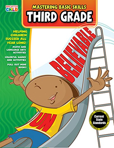 - Mastering Basic Skills® Third Grade Activity Book