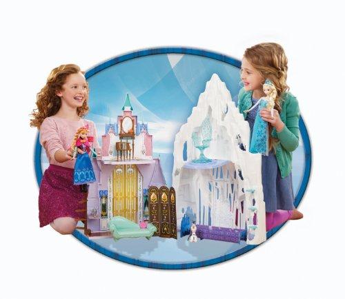 Disney Frozen Castle & Ice Palace Playset