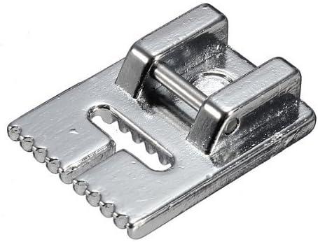 Pintuck - Prensatelas para máquinas de coser Janome (9 ranuras, 7 mm): Amazon.es: Juguetes y juegos