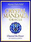 Crystal Mandala Oracle: Channel the Power of Heaven and Earth, 54 Full Colour Cards & 256 page book