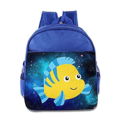 Price comparison product image Fish Custom Girl Boy Children School Bag Soft