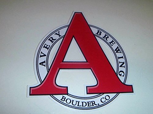 Avery Brewery Decal