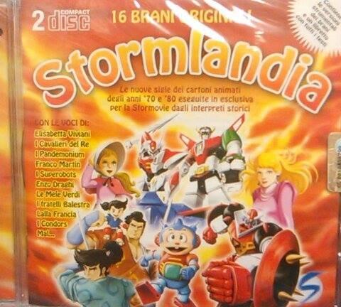 Stormlandia sigle cartoni animati anni 70 e 80 eseguite in