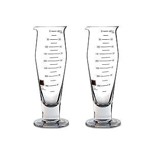 Periodic Tableware Beaker Pilsner Glasses