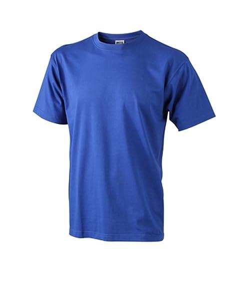 2c4f8b287be589 T-Shirt Round - T Heavy. Für größere Ansicht Maus über das Bild ziehen.  James   Nicholson