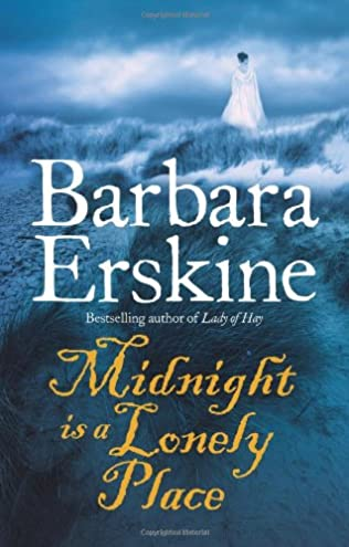 book cover of Midnight is a Lonely Place