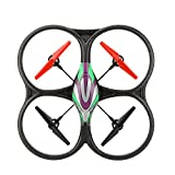 Commart WLtoys V666 5.8G FPV 6 Axis 4CH RC Big Quadcopter UFO With 2.0MP HD Camera RTF Ships from USA
