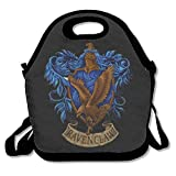 SuperWW Harry Potter Ravenclaw Lunch Bag Tote Handbag