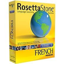 Rosetta Stone V2: French Level 1 [OLD VERSION]