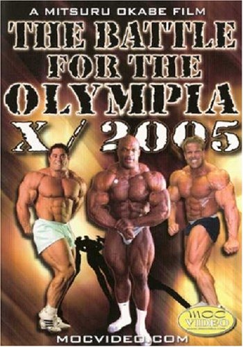 The Battle For the Olympia 2005, Vol. X by Bayview Films