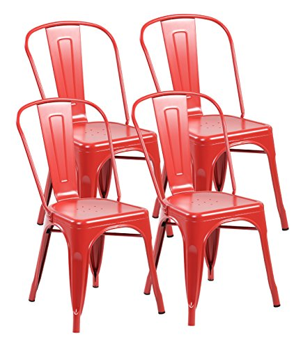United Chair Stackable Kitchen 3004 MR 4 product image