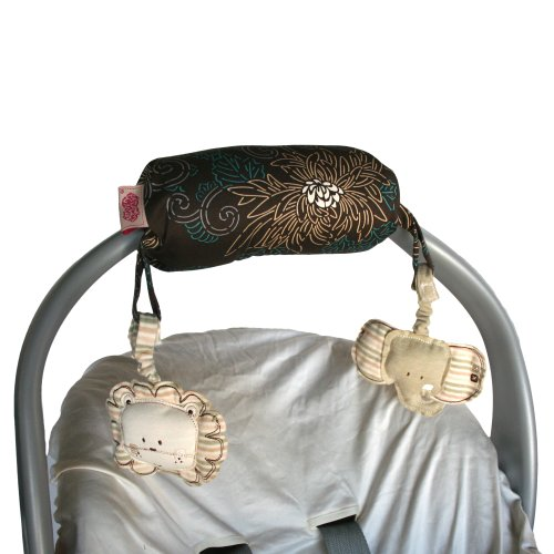 Peanut Shell Carrier Cushion, Amori