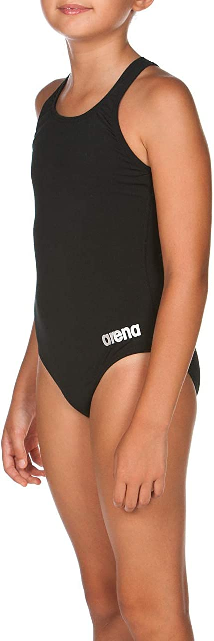 Arena Girls Madison Athletic Thick Strap Racer Back Onepiece Swimsuit
