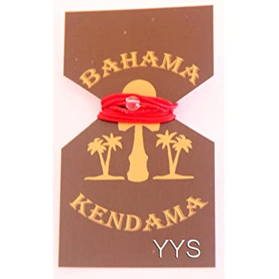 Bahama Kendama Grand Replacement String-Extra Long - Red: Toys & Games