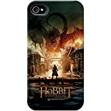 The Hobbit: The Battle of the Five Armies Smaug Theatrical Poster Phone Case for iPhone 5/5S/SE