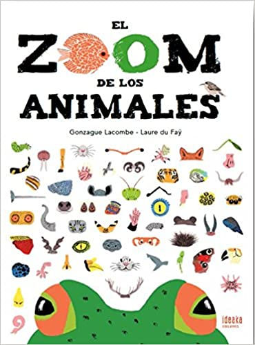 El zoom de los animales amazon