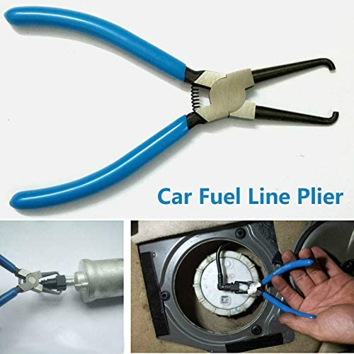 Car Fuel Line Petrol Pipe Hose Connector Quick Release Pliers Removal Tools