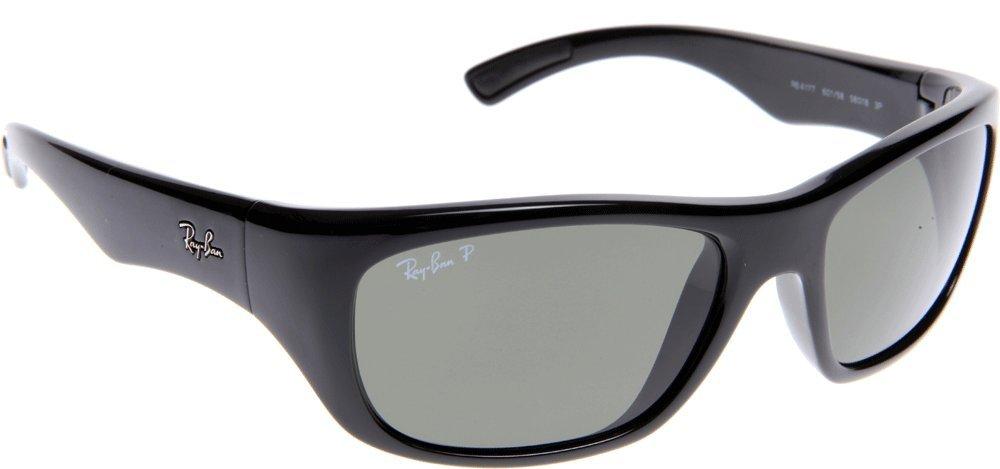 696ce325f64 RAY-BAN Sunglasses RB 4177 601 58  Amazon.co.uk  Sports   Outdoors