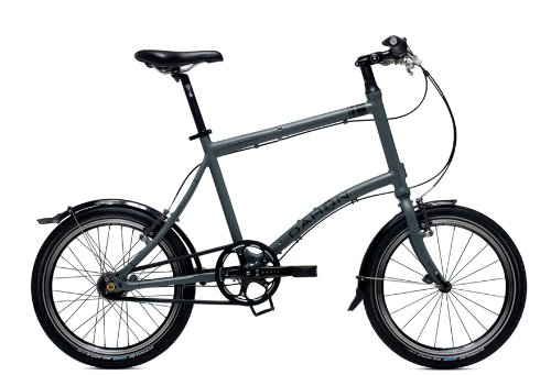 Dahon Bullhead Folding Bike (Sharkskin, Medium) For Sale