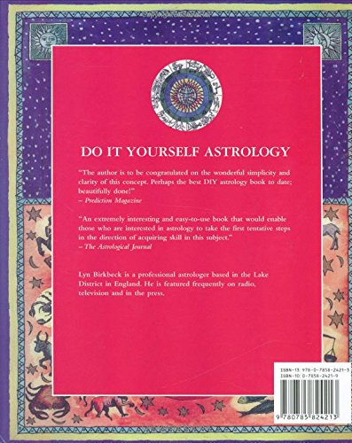 Do it yourself astrology lyn birkbeck 9780785824213 amazon books solutioingenieria Choice Image