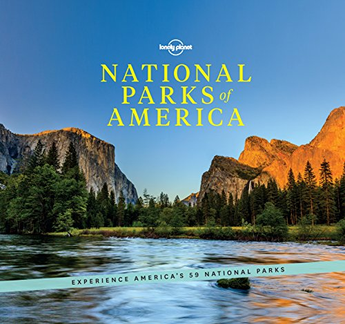 National Parks of America (Lonely Planet) cover