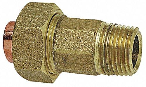 - Union, Low Lead Cast Bronze, C x MNPT