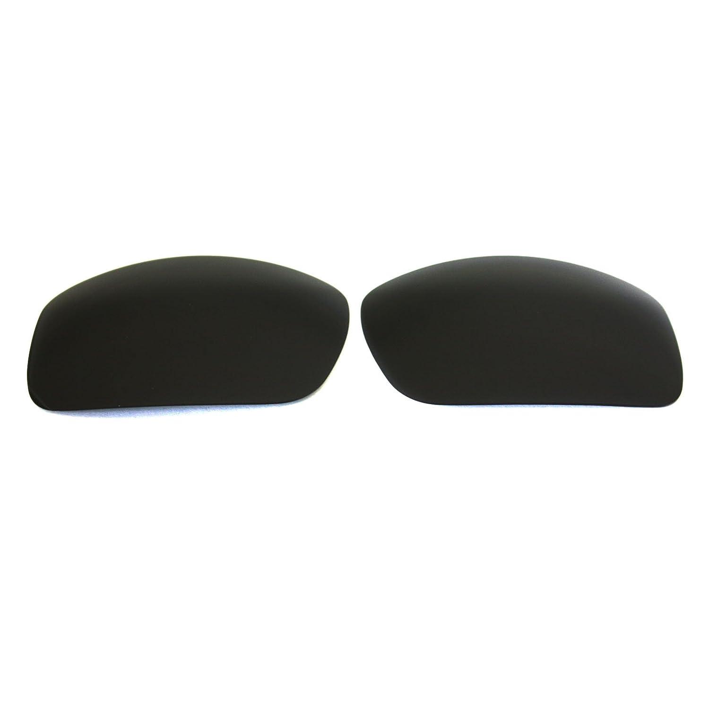 Polarized Replacement Lenses for Spy Optic Clash Sunglasses Black