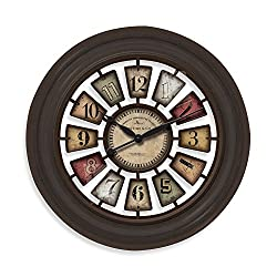 Firstime Manufactory Industrial Chic Wall Clock