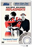 Replacements (Mini DVD)