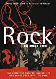img - for Rock: The Rough Guide, First Edition book / textbook / text book