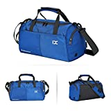 """IX KIDS 15"""" Small Duffle Bag with Shoe Compartment"""