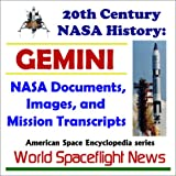 img - for 20th Century NASA History: GEMINI - NASA Documents, Images, and Mission Transcripts book / textbook / text book