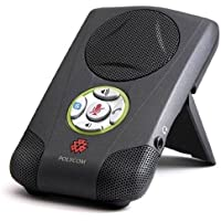 Polycom Communicator C100S USB Speakerphone for Skype-Grey