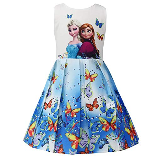 with Girls Frozen Dresses design