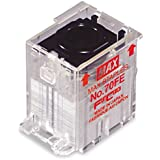 Max Staple Cartridge for EH-70F Flat-Clinch Electric Stapler,5000/Bx (MXBNO70FE)